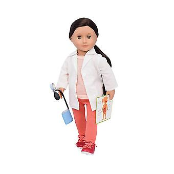 Our Generation 18-inch Nicola Professional Doll