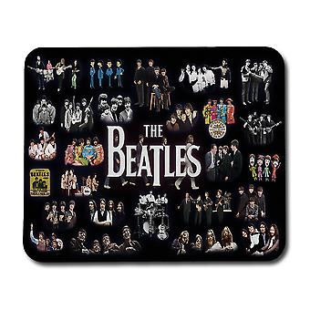 The Beatles Memorial Photo Mouse Pad
