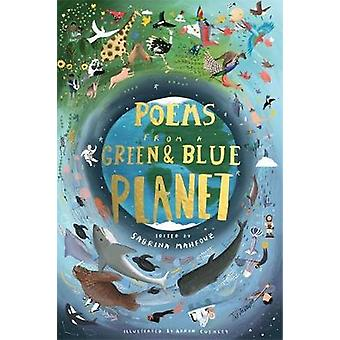 Poems from a Green and Blue Planet by Sabrina Mahfouz - 9781444951240