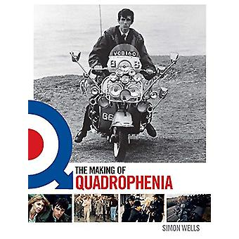The Making of Quadrophenia door Simon Wells - 9781787601604 Boek