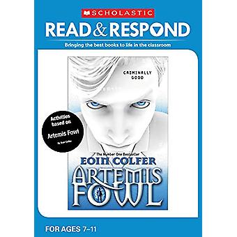 Artemis Fowl by Jillian Powell - 9781407182551 Book