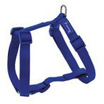 Freedog Tuigje Nylon Basic blauw (honden halsbanden, Leads en harnassen, harnassen)