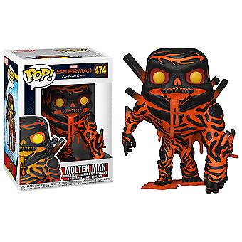 Spider-Man Far From Home Molten Man Pop! Vinyl