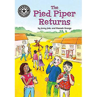 Reading Champion - The Pied Piper Returns - Independent Reading 14 by J