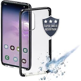 Hama Protector Cover Samsung Galaxy S20 Ultra 5G Transparent, Schwarz