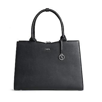 SOCHA Women's Handbag Straight Line 44 cm, Black