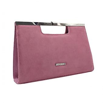 Peter Kaiser Wye Classic Occasion Clutch Bag In Cassis