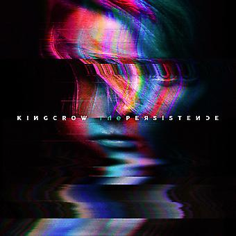 Kingcrow - The Persistence [CD] USA import