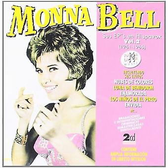 Monna Bell - Monna Bell: Vol. 2-Sus EP's 1961-1965 [CD] USA import