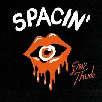 Spacin' - Deep Thuds [CD] USA import