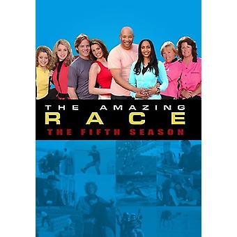 Amazing Race: Season 5 [DVD] USA import