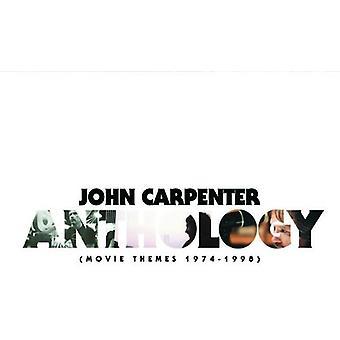 Carpenter*John - Anthology: Movie Themes 1974-1998 [CD] USA import