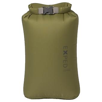 Exped Fold Drybag Classic 3L Green (X-Small) -