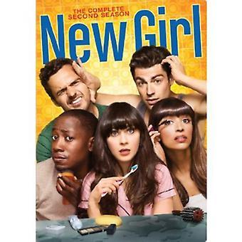 Ny flicka: Säsong 2 [DVD] USA import