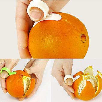 Kitchen Gadgets Cooking Tools Peeler Parer Finger Type - Open Orange Peel