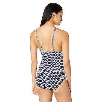 Coastal Blue Women's Standard Colby 1 Pc, Diamond Daze, L