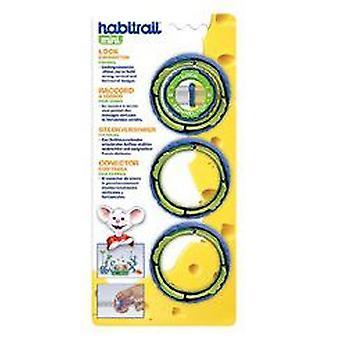Habitrail Habitrail MINI CONNECTORS (Small pets , Cage Accessories , Tunnels)