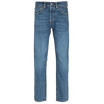 Edwin ED-80 Slim Fit Blue Midori Wash Denim Jeans