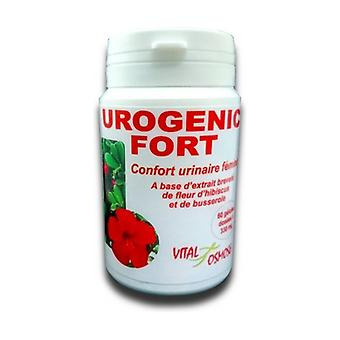 Urogenic Fort 330 60 capsules of 330mg