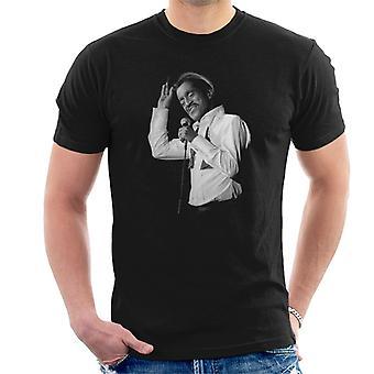 サミー ・ デイビス Jr 歌コンサート 1982 メンズ t シャツ