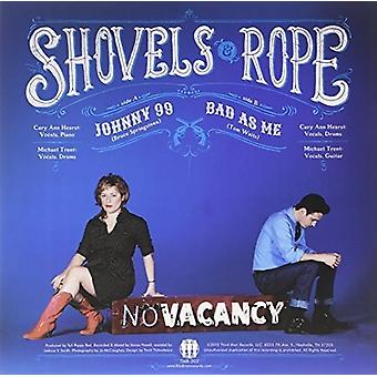Shovels & Rope - Johnny 99/Bad as Me [Vinyl] USA import