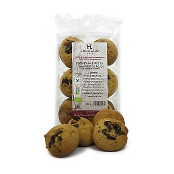 ECO Spelled Cookie Red Fruits 220 g