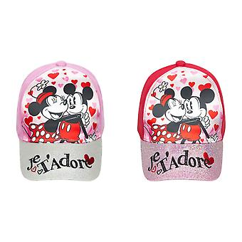 Minnie Mouse Childrens/Kids Je Tadore Cap