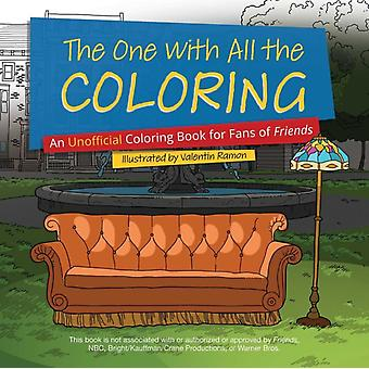 The One With All The Coloring by Ramon & Valentin