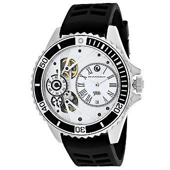 750, Oceanaut Men & OC0990 Quartz Black Watch