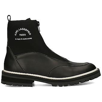 Karl Lagerfeld Z19045 09B Z1904509B universal all year kids shoes