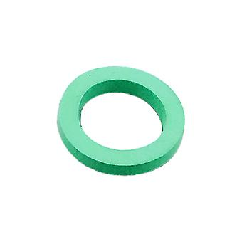 10PCS Rubber Faucet Rubber Seal 24MM Green Thin Section 3MM