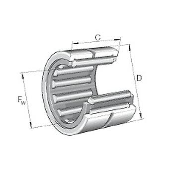 INA RNAO30X40X17-XL Machined Needle Roller Bearing