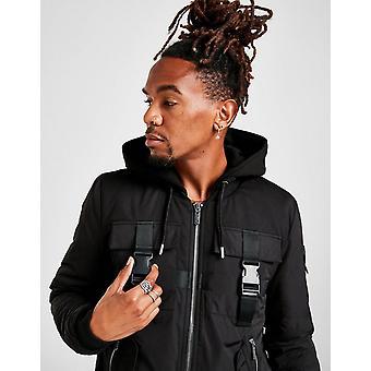 Nieuwe Supply & Demand Men's Blizzard Jacket Black