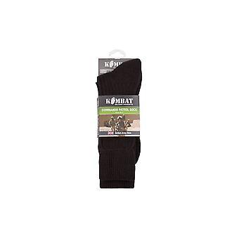 Kombat UK Kombat Patrol Socks (black)