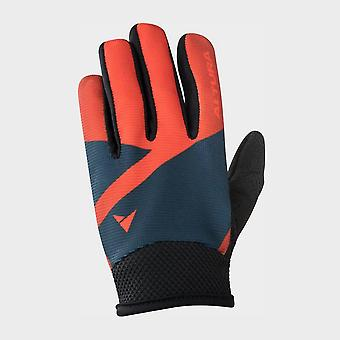 Altura Kids' Spark Cycling Gloves Orange/Blue