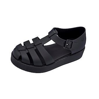 Womens Zaxy Sandals Make Platform Beach Slide / Flip Flop - Black