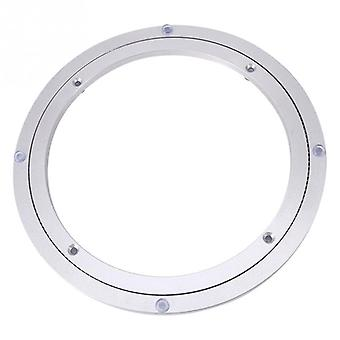 Turntable Plate Table Smooth Swivel Plate- Rotating Table Aluminium Alloy