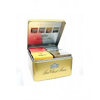 Ahmad - Foiled Tea Chest Four Collection