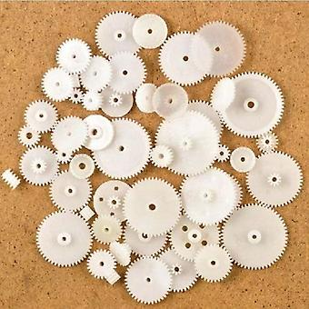 Imc 58 Styles Plastic Gears- Cog Wheels All The Module 0.5 Robot Parts Diy Necessary