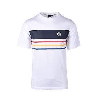 Sergio Tacchini Maire T Shirt Blanc