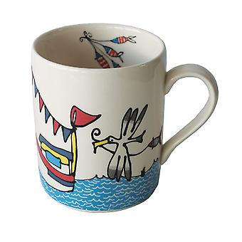 Gallery Thea Mug, Gone Fishing