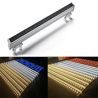 High Quality Outdoor Waterproof Aluminum Smd Ip65 Exterior Light 36w 220v Led Wall Washer For Building Facade Lighting