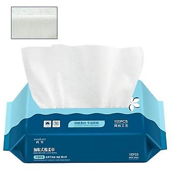 Travel Cotton Disposable - Wash Soft Clean Beauty Towel And Dry Towel