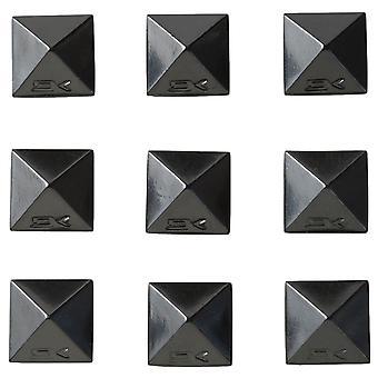 Dakine Pyramide -nastat - Musta