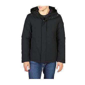 Woolrich - Bekleidung - Jacken - STRETCH-PACIFIC_BLACK - Herren - Schwartz - XL