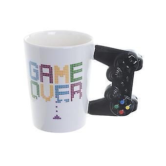 Puckator Game Over Controller Design Mug SMUG119