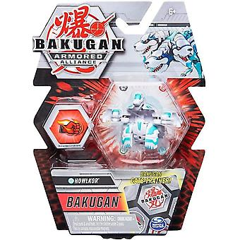 Bakugan Armored Alliance 1 Pack 2 Inch Figure Howlkor (Haos Faction)