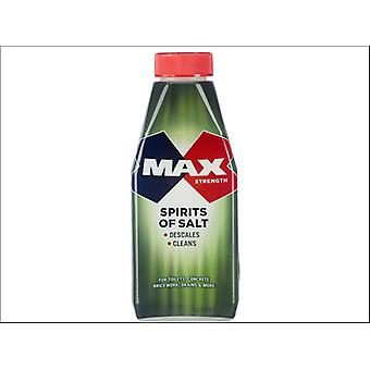 Buster Max Spirit Of Salts 500ml 06335