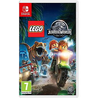 Gioco di Lego Jurassic World Nintendo Switch