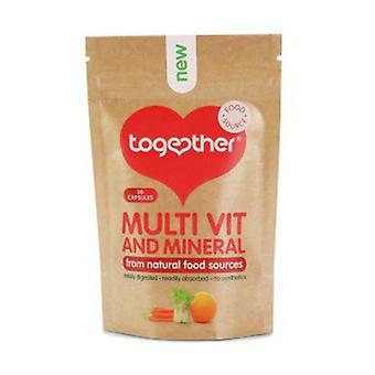 Multivitamins and Minerals 30 capsules